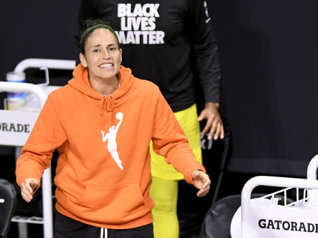 WNBA Superstar and Olympian Sue Bird Speaks Out – 'Our lives are political'