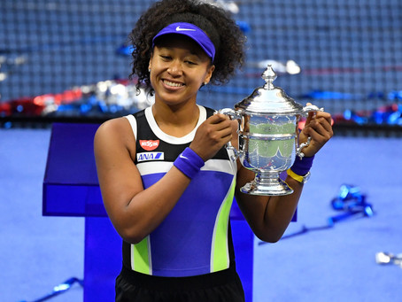 Naomi Osaka Wins Second U.S. Open Title and Uses Platform To Speak Out On Social Injustices