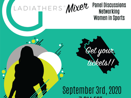 GladiatHers® to Host 5th Annual Mixer on September 3rd, 2020