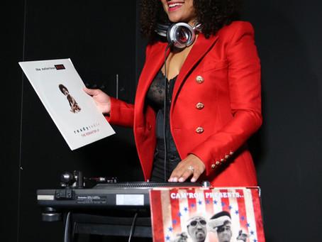 "GladiatHer® Wives: Samantha ""DJ Spinvixen"" Romantini Bethea"