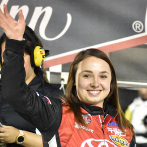 Gracie Trotter Makes History as the First Woman to Win ARCA-Sanctioned Race