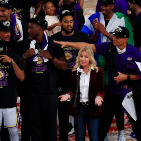 Jeanie Buss Becomes the First Female Owner to Win an NBA Championship