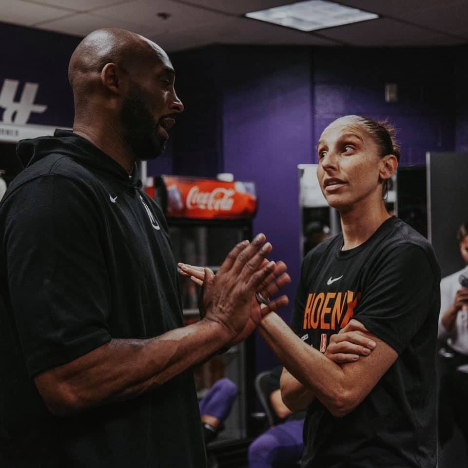 kobe: taurasi, delle donne & moore can keep up with nba players ...