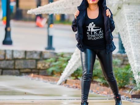 GladiatHers® Spotlight: Stacy Griner — Franchise Owner of Kika Stretch Studios, Atlanta