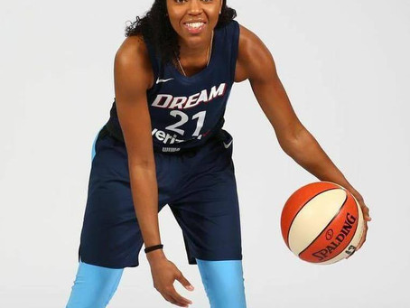 From WNBA Player to Ownership Group, Renee Montgomery's Dream Becomes Reality
