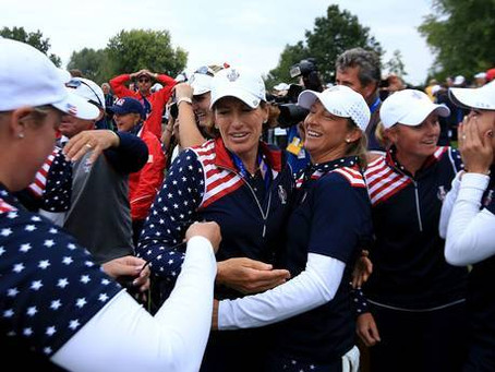 Wait, What Happened at the Solheim Cup?