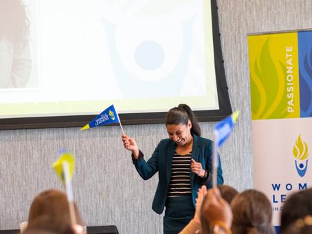 GladiatHers® Spotlight: Jessica Barquero — Coordinator of Leadership Programming and Events