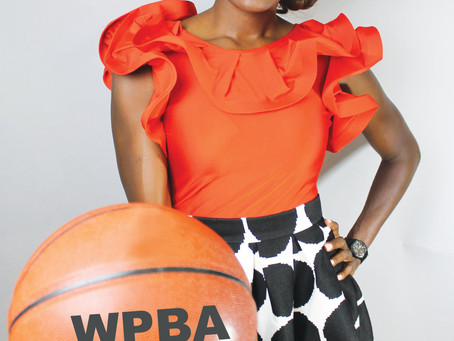 RUSHIA BROWN: CHANGING SPORTS ONE RETIRED BASKETBALL PLAYER AT A TIME