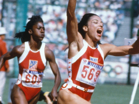 Olympic Flashback: Flo-Jo in 1988