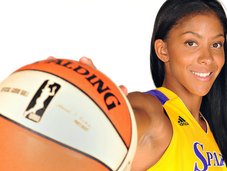 CANDACE PARKER: BALANCING IT ALL