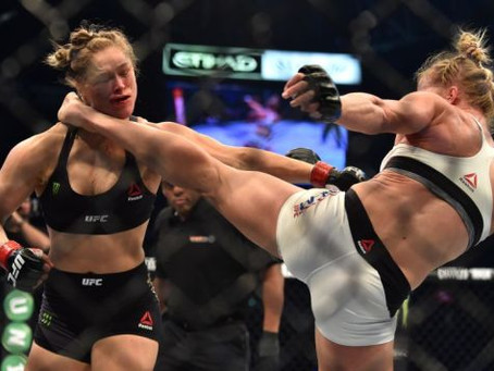 Bad for Rousey, Good for Business: Why Holm's Victory is Good for Women's MMA