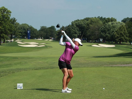 From Golf to Motherhood: Stacy Lewis pens a heartfelt letter to young daughter