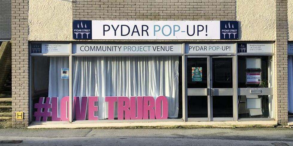 Pydar Pop-up Reopens