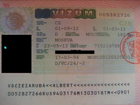 Информация для иностранцев, желающих жить в Чехии. Чем отличается долгосрочная виза от разрешения на