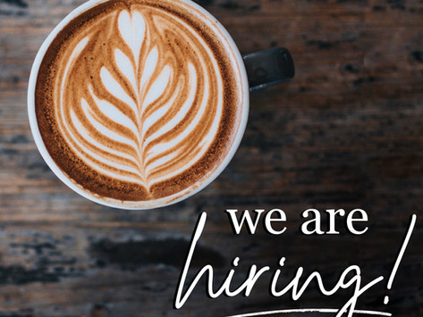 Copy of The Cookery is hiring!