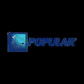 Al Banco Popular les ofrecemos servicios de personal outsourcing, entrega de documento y servicios de mensajeria