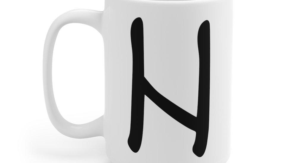 Rune Mug: Hagalaz