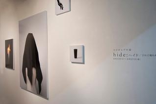 2013年6月15日~6月27日    個展「hide /されど覆われず 美しく 」 大阪 アートギャラリーZone