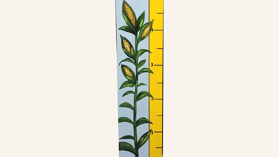 Ruler Corn 2 x 5 Sign