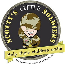 Scotty's Little Soldiers is dedicated to supporting the children of men and women killed whilst serving in the British Armed Forces.