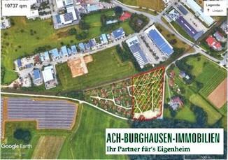 Burghausen, Großfläche