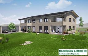 Neubau mit Bergblick, Geretsberg