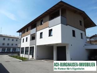 Schöne Neubau 2-Zimmerwohnung in Ach zu vermieten!!