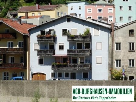 ----VERKAUFT!----MFH mit 12 Wohnungen in Burghausen zu Verkaufen!