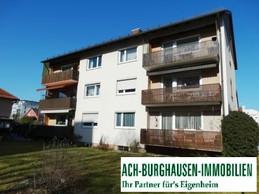 3Zimmer Wohnung im Herzen von Burghausen zu verkaufen