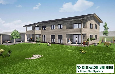 Visual Zenzbau Geretsberg Frontseite mit
