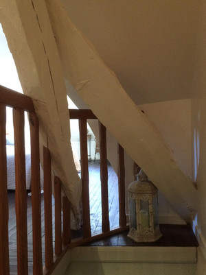 Matériaux nobles et de qualité à La Loggia à Carennac