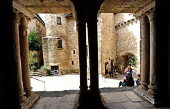 Le prieuré de Carennac en Vallée de la Dordogne