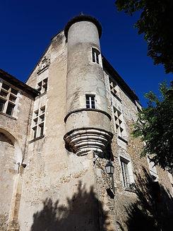 Château des Doyens à Carennac en Vallée de la Dordogne