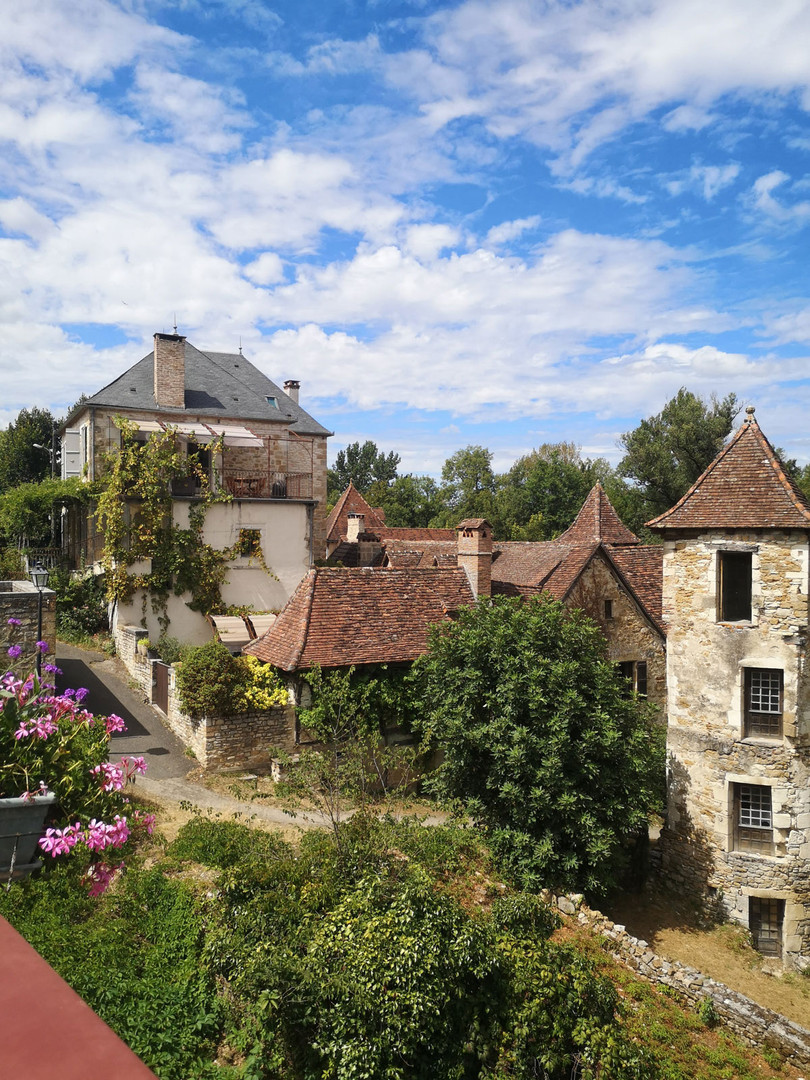 Les Terrasses de Carennac au pied de la Dordogne