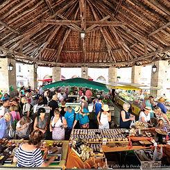 Martel, son marché et ses spécialités locales