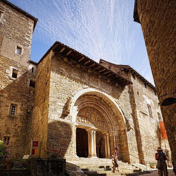 Carennac patrimoine de la Vallée de la Dordogne