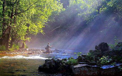 Pêche à la mouche en Vallée de la Dordogne
