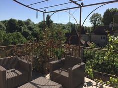 Un balcon sur la rivière Dordogne et un des plus beaux villages de France aux Terrasses de Carennac