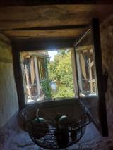 Vue relaxante de La Dordogne du gîte la Cachette à Carennac