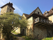Le gîte Le Balcon côté Dordogne
