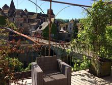 Tout le charme des plus beaux villages de France aux Terrasses de Carennac
