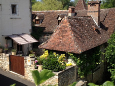 Bienvenu au gîte Le Balcon à Carennac en Vallée de la Dordogne