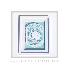 Paper cutting templates Bramble Crafts