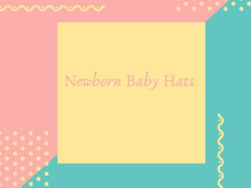 Newborn Baby Hat