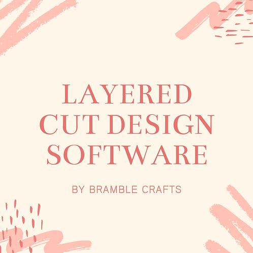 Layered Cut Design Software