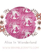 Alice In Wonderland, Bramble Crafts