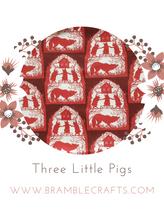 Three Little Pigs, Bramble Crafts