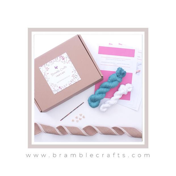 Crochet Kit Bramble Crafts