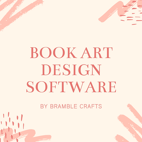 Book Art Design Software (BADS)