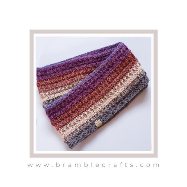 Infinity Scarf Bramble Crafts